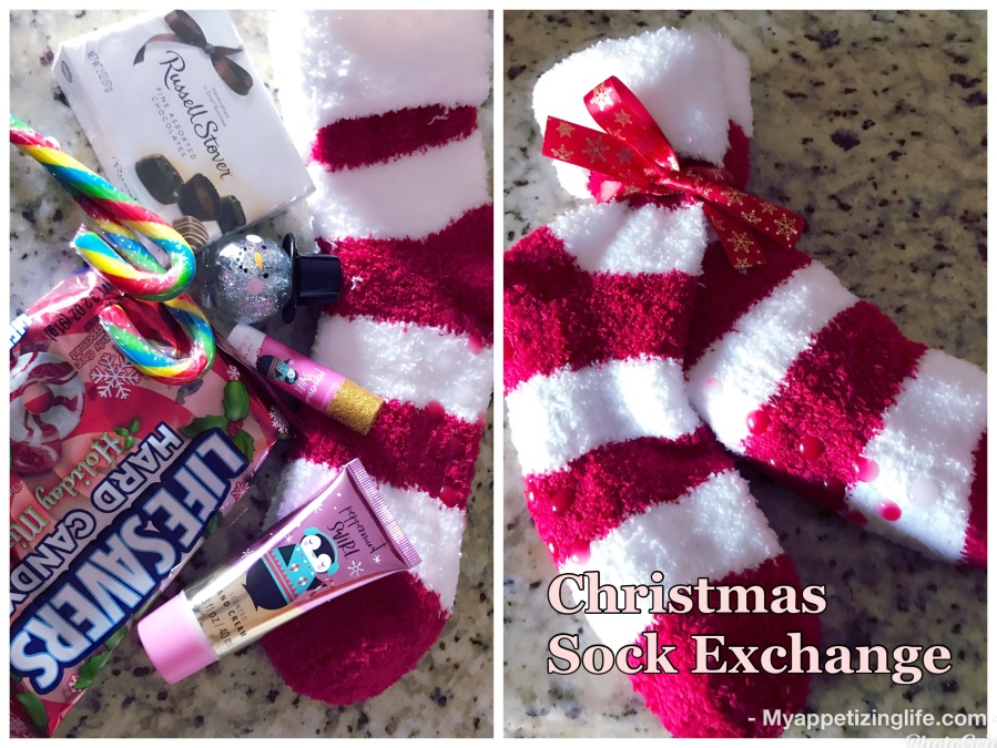 Christmas Sock Exchange