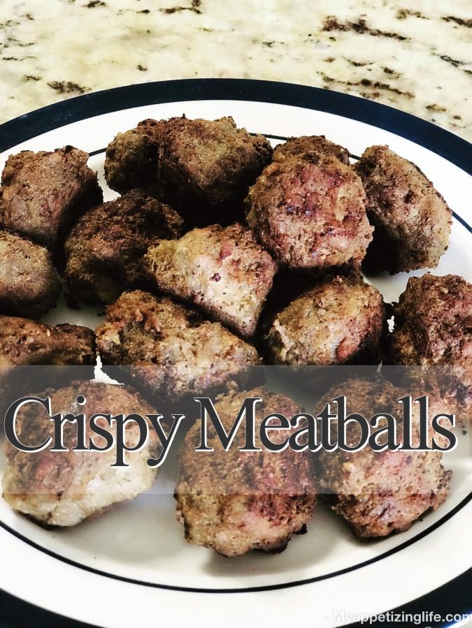 Crispy Meatballs