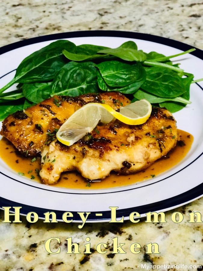 Honey-Lemon Chicken