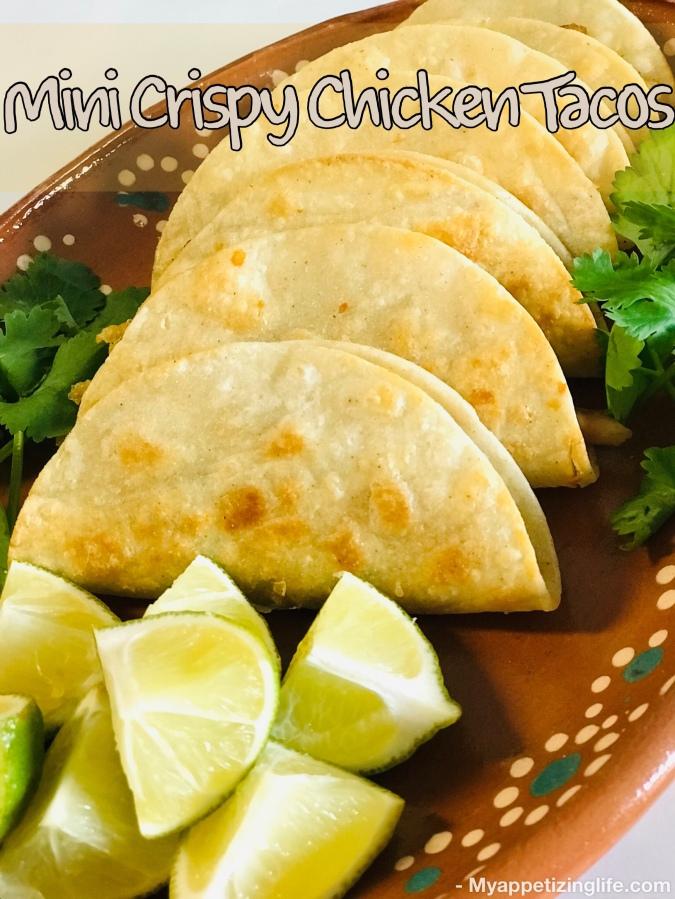 Mini Crispy Tacos