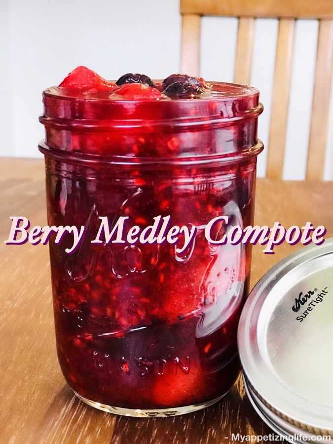 Berry Medley Compote